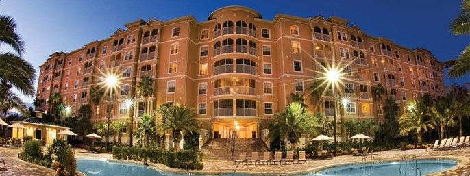 Mystic Dunes Resort & Golf Club in Celebration FL