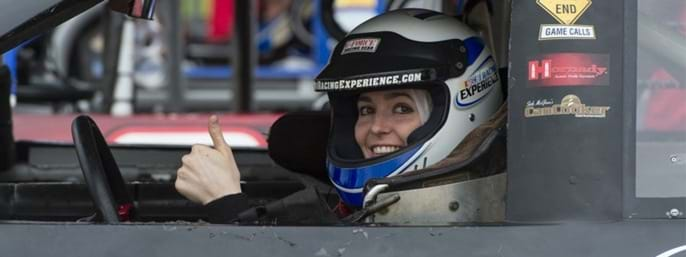 NASCAR Racing Experience- Pace Car Rides