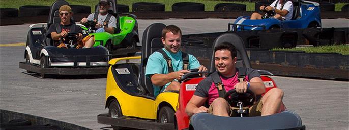 NASCAR SpeedPark Sevierville