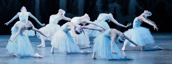 New York City Ballet in New York NY