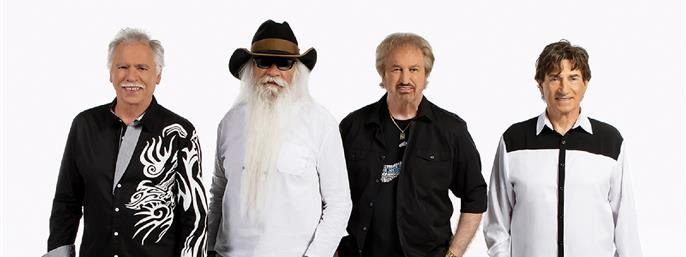 Oak Ridge Boys in Branson MO