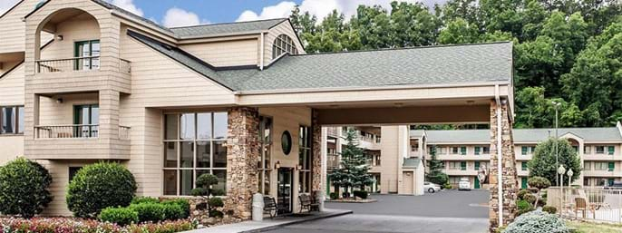 Quality Inn & Suites at Dollywood Lane in Pigeon Forge, Tennessee