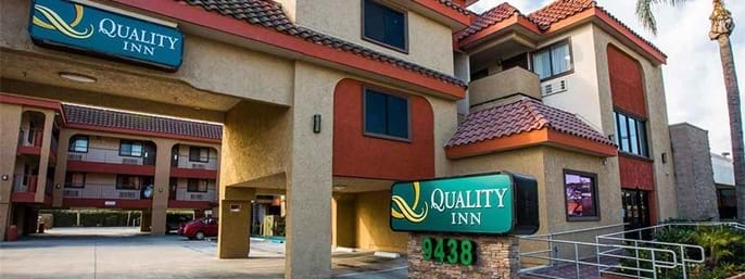 Quality Inn Downey in Downey CA