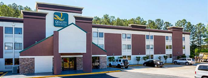 Quality Inn & Suites in Atlanta, Georgia