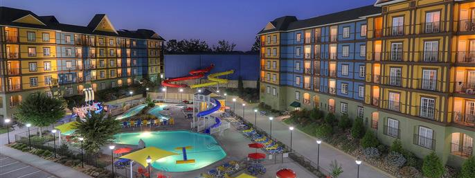 The Resort At Governor's Crossing in Sevierville, Tennessee