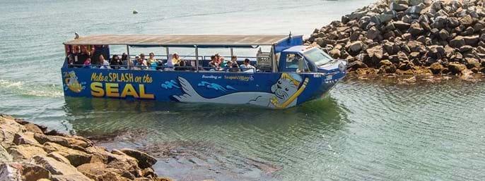 San Diego SEAL Tour at Seaport Village