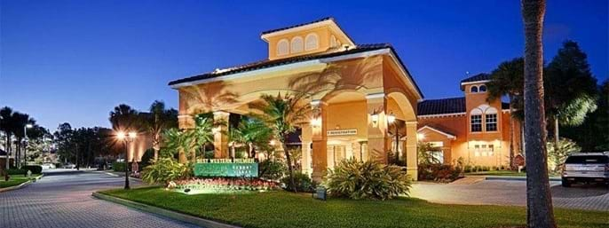 Saratoga Resort Villas in Kissimmee FL