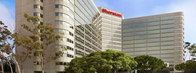 Sheraton Gateway Hotel Los Angeles Airport in Los Angeles CA