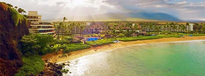 Sheraton Maui Resort and Spa in Lahaina HI