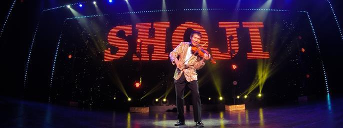 Shoji Tabuchi Show