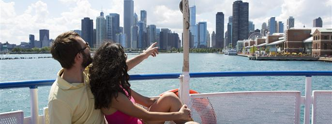 Shoreline Sightseeing Boat Tours