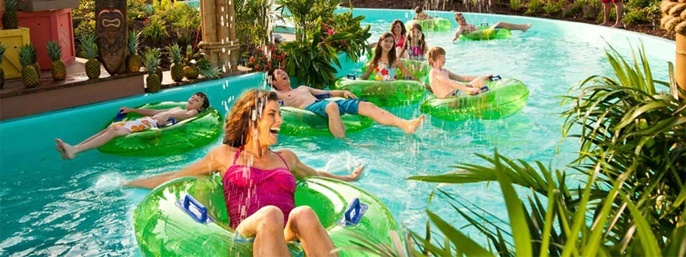 Silver Dollar City and White Water - Splash & Play