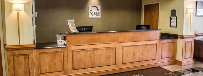 Sleep Inn And Suites in Ashland VA