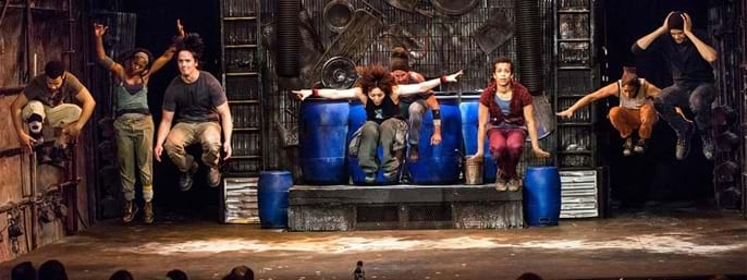 Stomp in New York NY