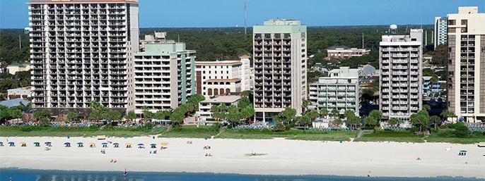 Holiday Inn Express Myrtle Beach Ocean Blvd
