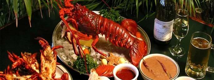 The Grand Baja Lobster Tour