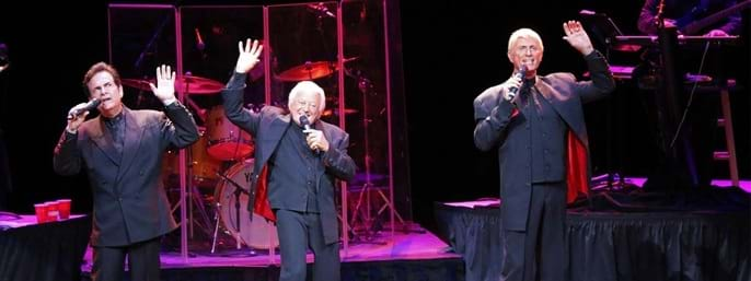 The Lettermen in Branson MO