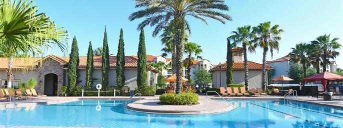 Tuscana Resort in Championsgate FL