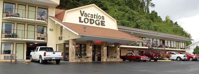Vacation Lodge in Pigeon Forge TN