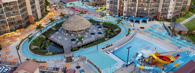 Westgate Lakes Resort & Spa in Orlando FL