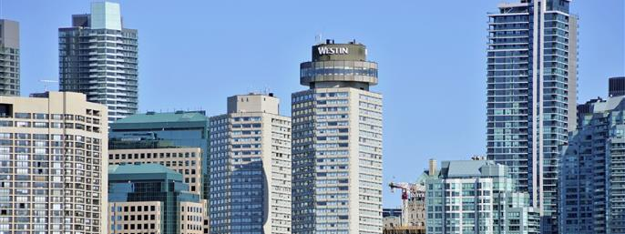 The Westin Harbour Castle, Toronto in Toronto ON