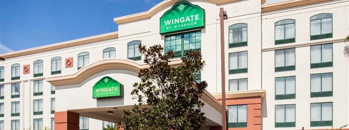 Wingate by Wyndham at Orlando International Airport in Orlando FL