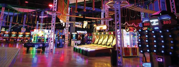 Xtreme Action Park in Fort Lauderdale, Florida