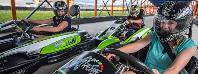 Xtreme Racing Center in Pigeon Forge TN