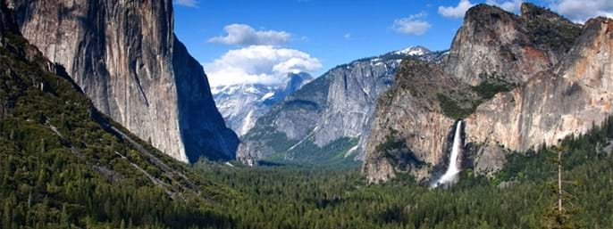 Yosemite National Park Day Tour in San Franscisco CA