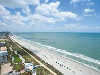 Beach/Ocean View -Bay View Resort in Myrtle Beach, South Carolina
