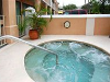Outdoor Spa Tub - Best Western Spanish Quarters Inn in St Augustine, Florida