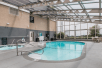 Indoor Pool - Comfort Inn South in Springfield, MO