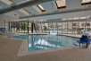 Indoor Pool - DoubleTree by Hilton Williamsburg in Williamsburg, VA