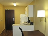 In-Room Kitchen - Extended Stay America Los Angeles - Valencia in Stevenson Ranch, California