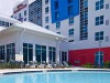 Outdoor Pool - Hilton Garden Inn Tampa Airport Westshore in Tampa, Florida