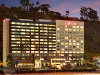 Hotel Front - Evening/Night - Hilton San Diego Mission Valley in San Diego, California