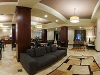 Lobby Sitting Area - Holiday Inn Express Hotel & Suites Charlotte Arrowood - Charlotte, NC