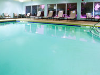 Pool - Holiday Inn Express Hotel & Suites Charlotte Arrowood - Charlotte, NC