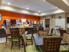 Breakfast Area - Holiday Inn Express Hotel & Suites New Tampa I-75 in Tampa, Florida