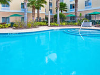 Outdoor Pool - Holiday Inn Express Hotel & Suites New Tampa I-75 in Tampa, Florida