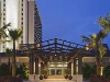 Hotel Entrance - Hyatt Regency Mission Bay Spa and Marina in San Diego, California