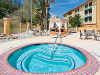Pool - La Quinta Inn & Suites Santa Clarita-Valencia in Stevenson Ranch, California
