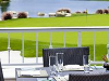 Outdoor Dining - Park Hyatt Aviara Resort, Spa & Golf Club in Carlsbad, California