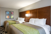Guestroom - Quality Inn & Suites in Ashland, VA