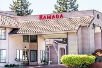 Hotel Front - Ramada Vallejo Near Six Flags Discovery Kingdom in Vallejo, CA