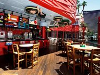 Outdoor Dining - Treasure Island Hotel and Casino in Las Vegas, Nevada