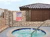 Outdoor Spa Tub - Travelodge Santa Clarita/Valencia in Santa Clarita, California