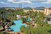 Outdoor Pool - Universal's Loews Royal Pacific Resort in Orlando, FL