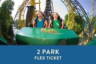 2 Parks, 7 Days   Busch Gardens U0026 Water Country USA