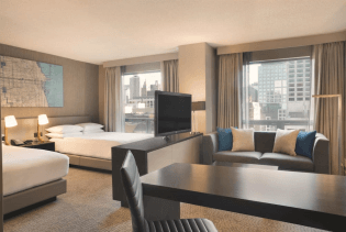 Hilton Chicago Magnificent Mile Suites Chicago Il